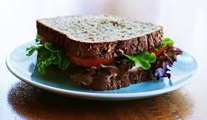Brown Bread, Sandwich